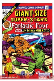 Giant Size Super-Stars (1974) #1