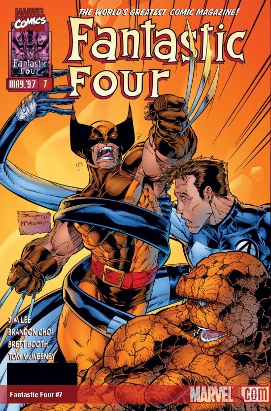 Fantastic Four (1996) #7