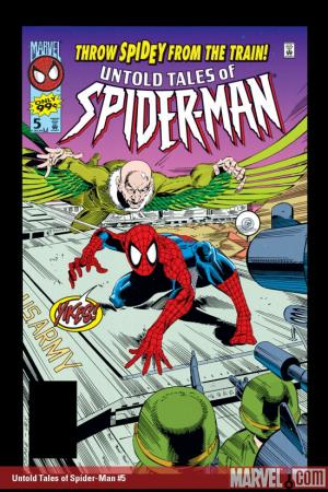 Untold Tales of Spider-Man #5