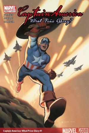 Captain America: What Price Glory? #1