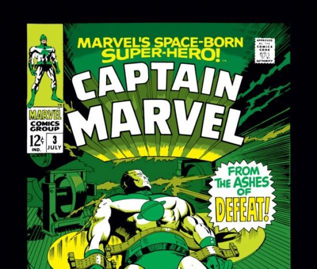CAPTAIN MARVEL #3