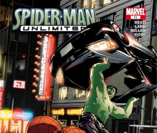 SPIDER-MAN UNLIMITED #11