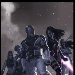 X-Men: Die by the Sword (2007 - 2008)