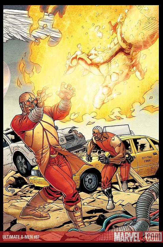 Ultimate X-Men (2000) #87