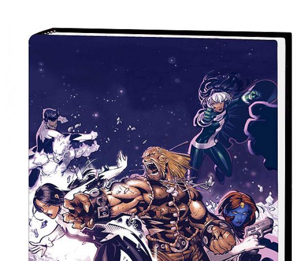 X-MEN: SUPERNOVAS #0