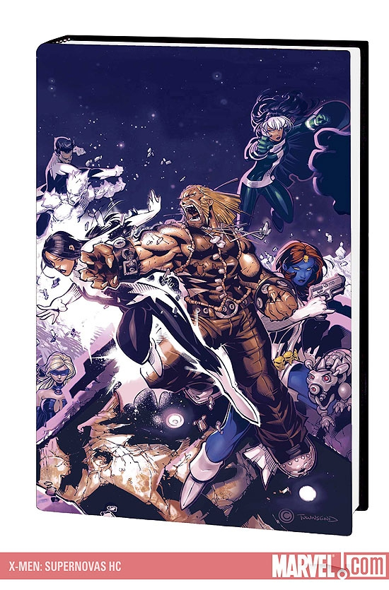 X-Men: Supernovas (Hardcover)