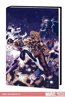 X-Men: Supernovas (Hardcover)