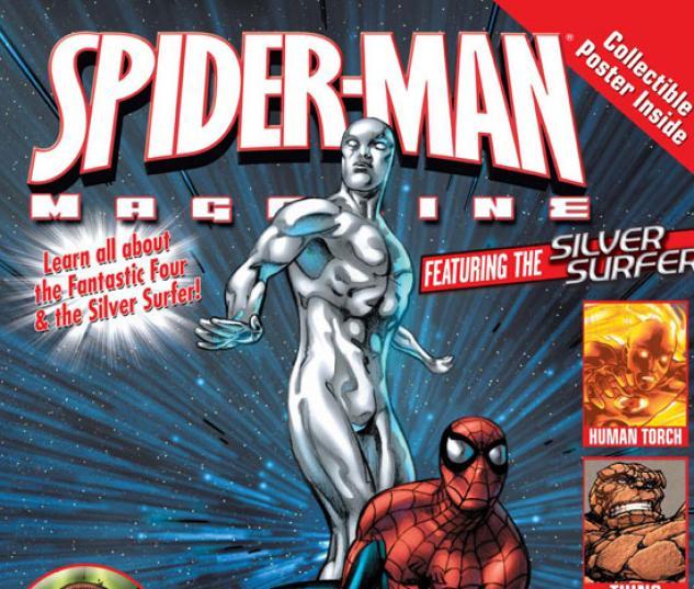 SPIDER-MAN/FANTASTIC FOUR MAGAZINE #0