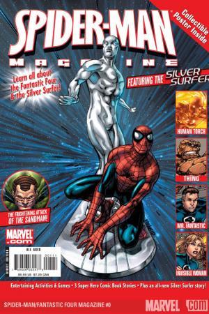 Spider-Man/Fantastic Four Magazine (2007)