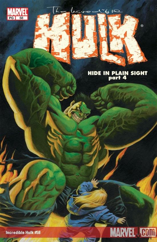 Incredible Hulk (1999) #58