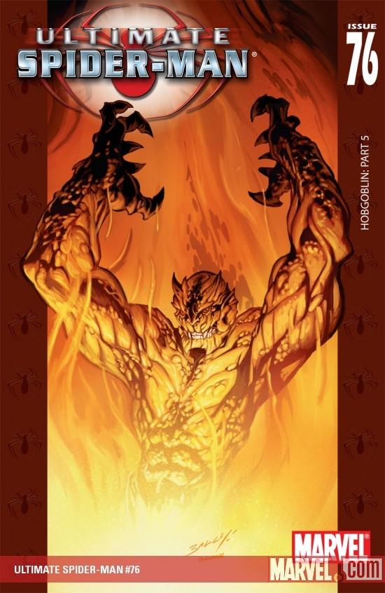 Ultimate Spider-Man (2000) #76