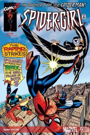 Spider-Girl #18