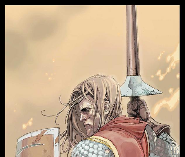 Hedge Knight II: Sworn Sword (2007) #1 (Yu Variant)