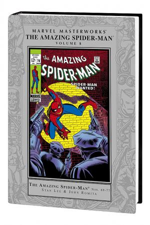 MARVEL MASTERWORKS: THE AMAZING SPIDER-MAN VOL. 8 HC (Hardcover)