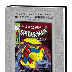 MARVEL MASTERWORKS: THE AMAZING SPIDER-MAN VOL. COVER