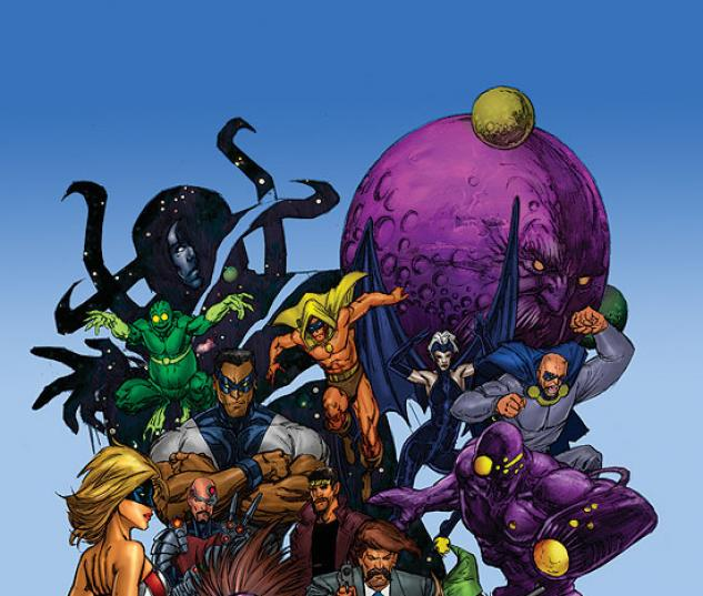 ALL-NEW OFFICIAL HANDBOOK OF THE MARVEL UNIVERSE A TO Z #4