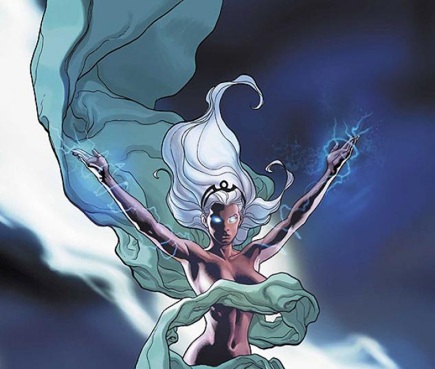BLACK PANTHER (2007) #8 COVER