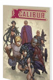 Excalibur Vol. 2: Saturday Night Fever (Trade Paperback)
