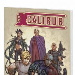 EXCALIBUR VOL. 2: SATURDAY NIGHT FEVER COVER