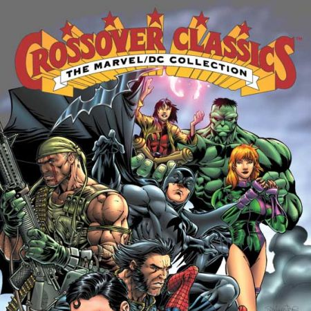 CROSSOVER CLASSICS VOL. III TPB COVER