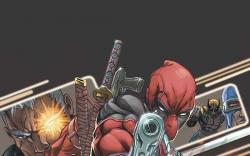 CABLE & DEADPOOL (2002) #9 COVER