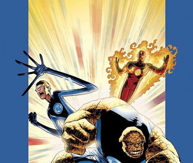 ULTIMATE FANTASTIC FOUR (1999) #13 COVER