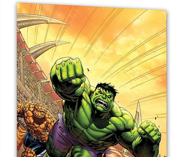 MARVEL ADVENTURES HULK VOL. 3: STRONGEST ONE THERE IS #0