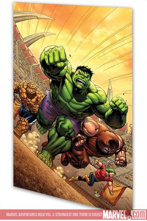 Marvel Adventures Hulk Vol. 3: Strongest One There Is (Digest)