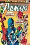 AVENGERS #145 cover