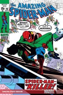 The Amazing Spider-Man (1963) #90