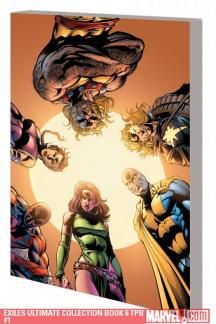 Exiles Ultimate Collection Book 6 #1