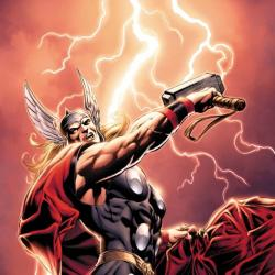 Thor: Wolves of the North (2010) #1