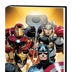 Avengers: By Brian Michael Bendis Vol. 1 (2010)