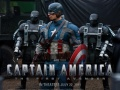 Captain America: The First Avenger Movie Wallpaper #1