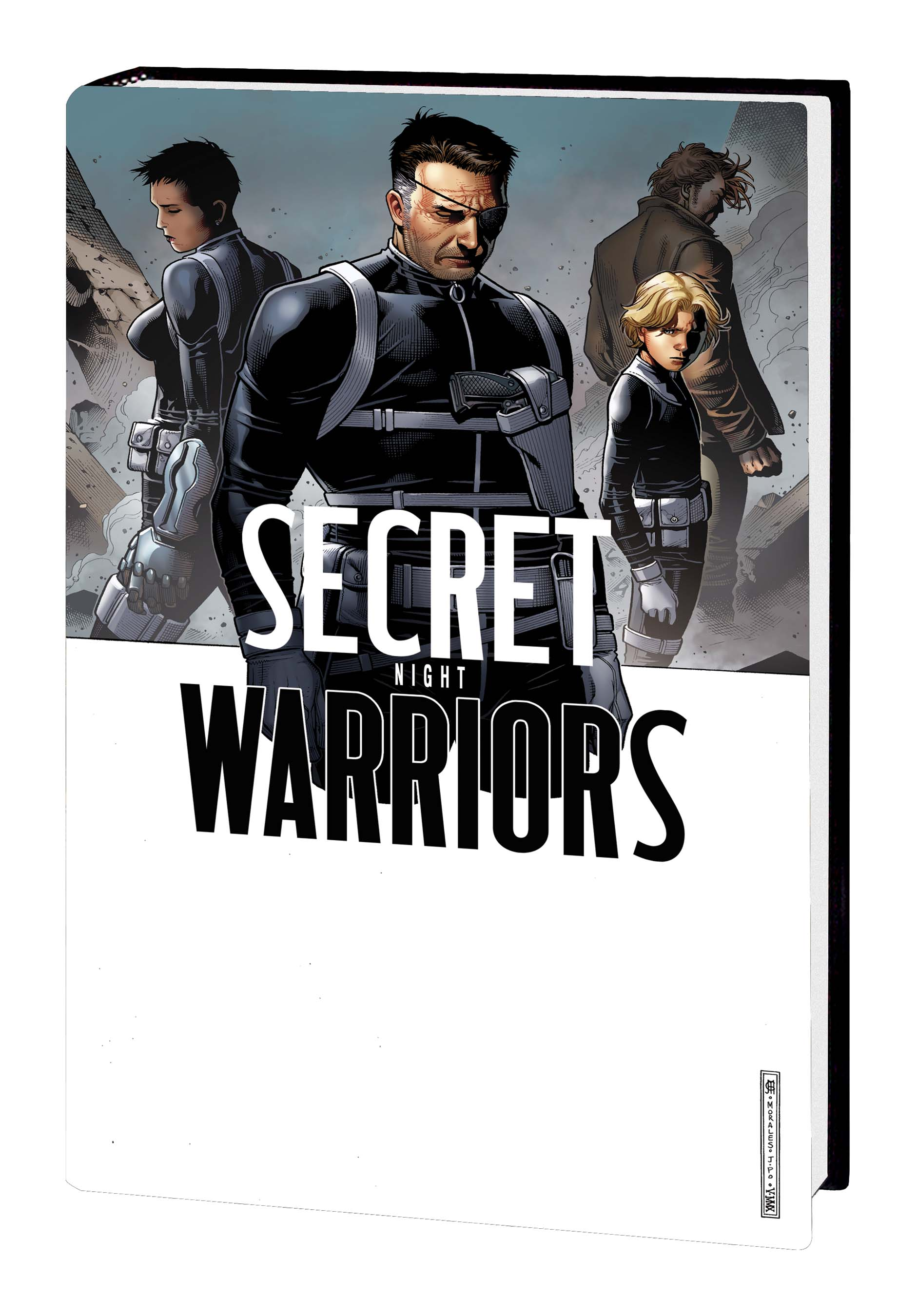 Secret Warriors Vol. 5 (Hardcover)