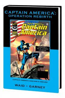 Captain America: Operation Rebirth (Hardcover)