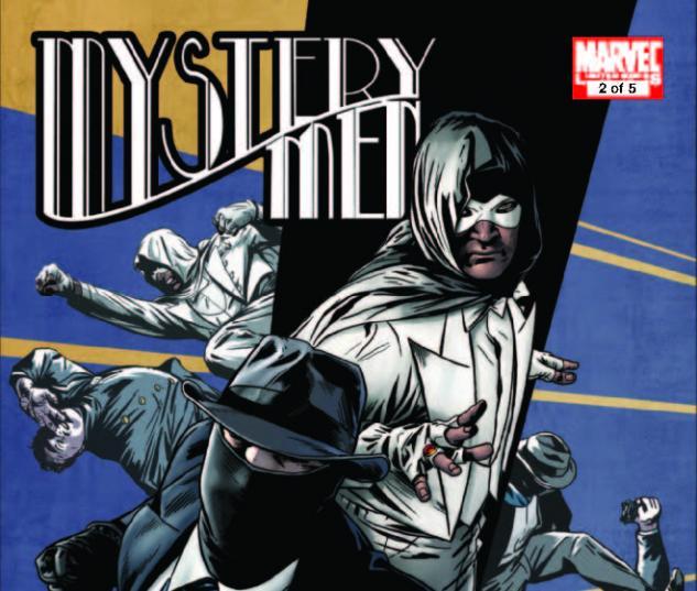 Mystery Men (2011) #2