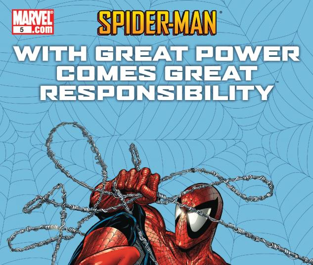 Spider-Man: With Great Power Comes Great Responsibility (2010) #1