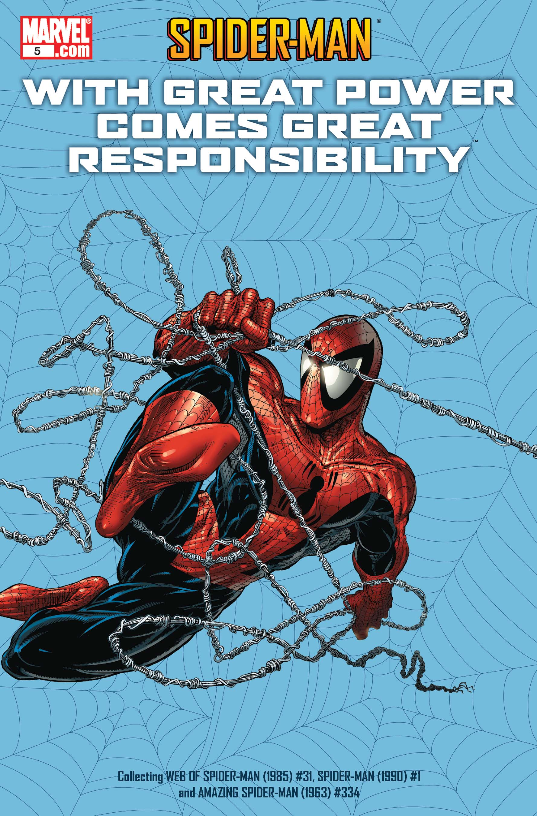 Spider-Man: With Great Power Comes Great Responsibility (Trade Paperback)