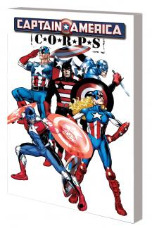 Cap Corps (Trade Paperback)