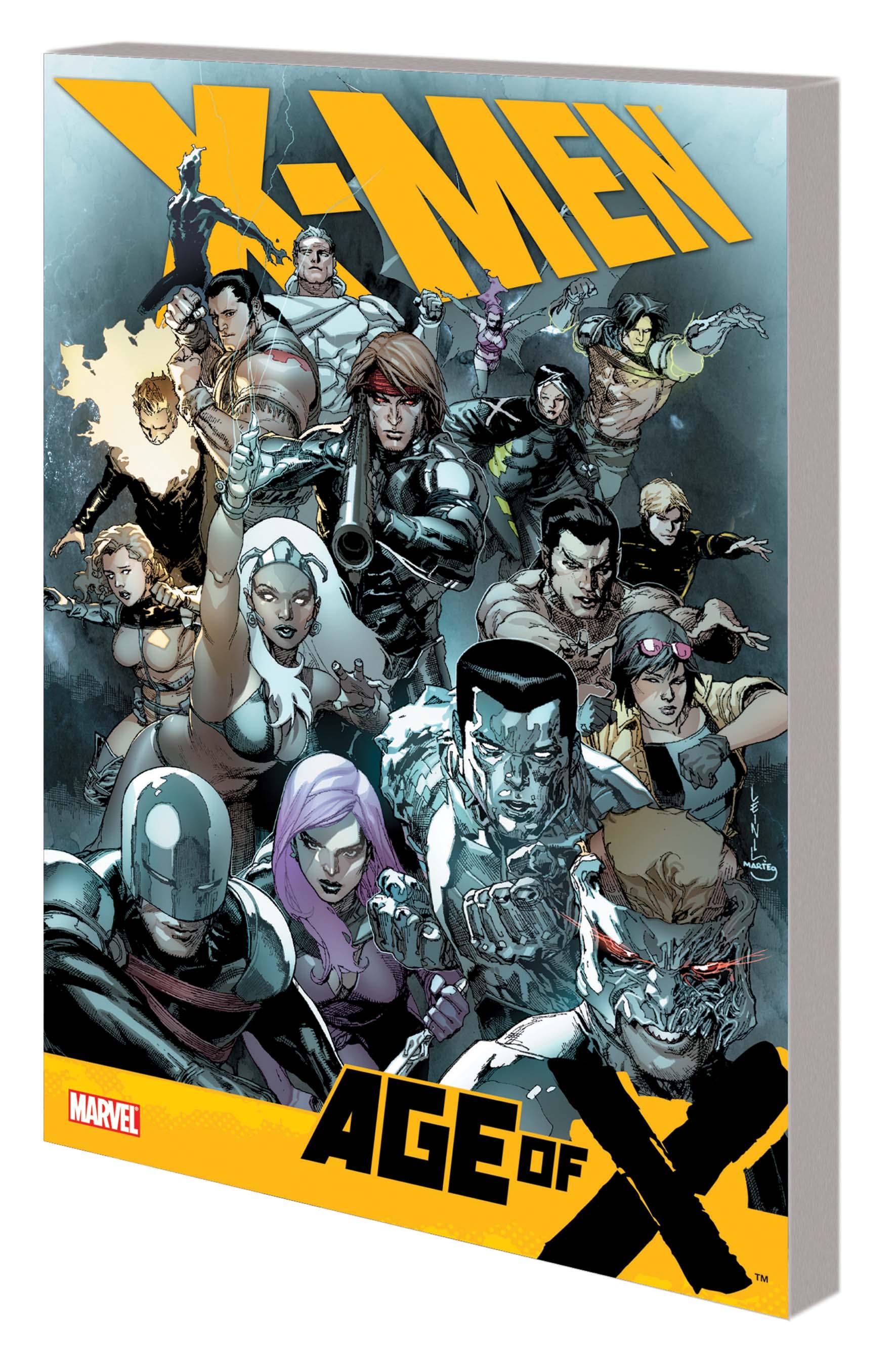 X-Men Legacy: (245-250) (Trade Paperback)
