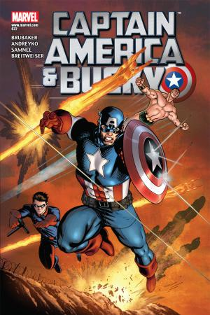Captain America and Bucky (2011) #622