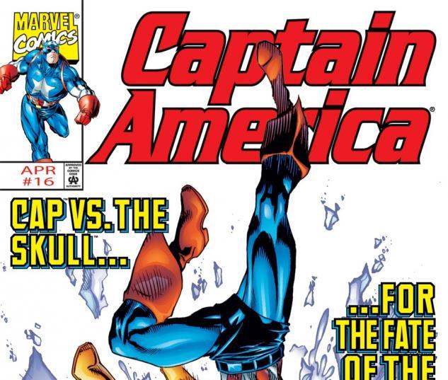 Captain America (1998) #16