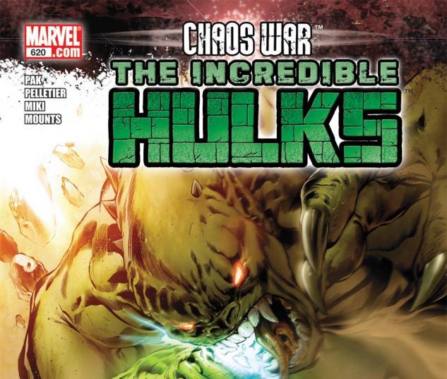 Incredible Hulks (2009) #620