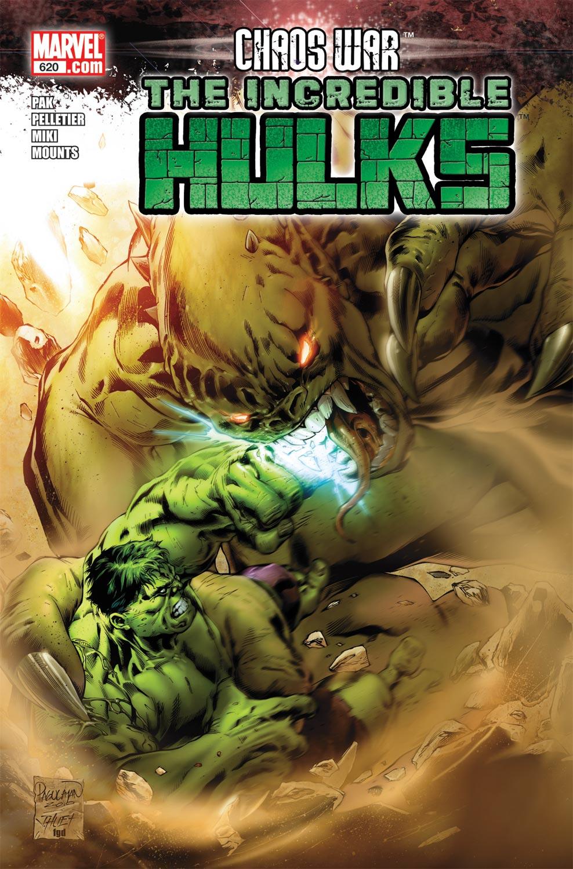 Incredible Hulks (2010) #620