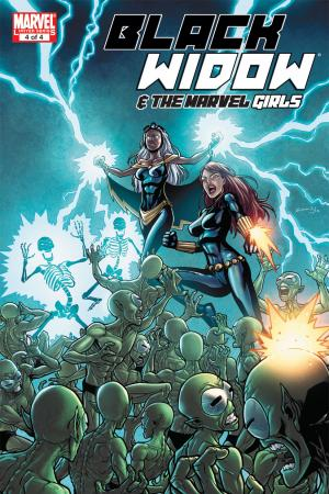 Black Widow & the Marvel Girls #4