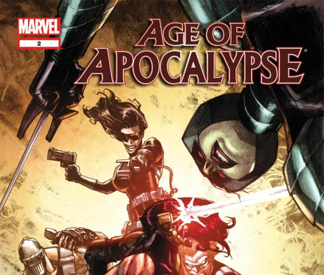 Age of Apocalypse (2011) #2