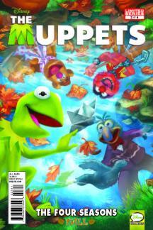 Muppets (2012) #3