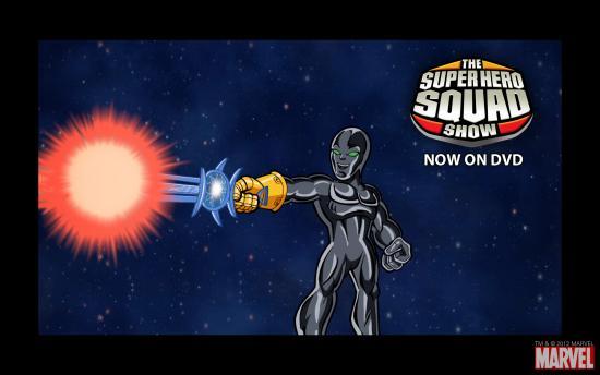 Super Hero Squad: Infinity Gauntlet Wallpaper #6
