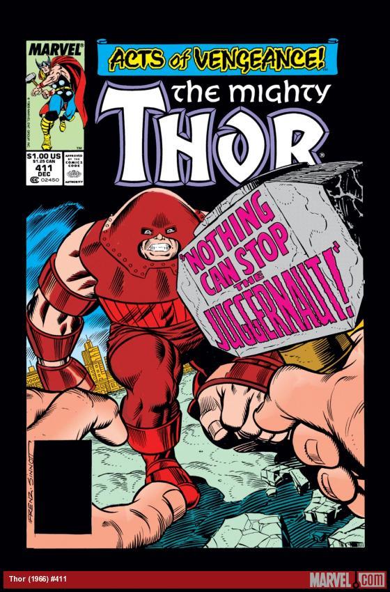Thor (1966) #411